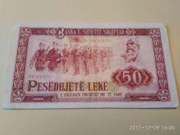 50 Lek 1976 - Albania