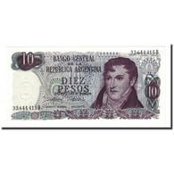 Billet, Argentine, 10 Pesos, Undated (1973-76), KM:295, NEUF - Argentine