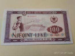 100 Lek 1964 - Albania