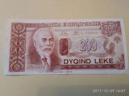 200 Lek 1994 - Albania