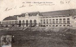 B40537 Lyon,  Nouvelle Gare Des Brotteaux - France