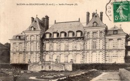 B40566 St Jean De Beauregard, Jardin Français - Francia