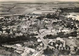 CPSM - Dentellée - ENSISHEIM (68) - Vue Aérienne Du Bourg En 1958 - France