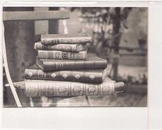 PHOTO DE LIVRES RELIURE 18 X 12 CM - Gegenstände