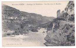 Environs D' UZES  Ermitage St Vérédème  Sources Du Gardon - Uzès
