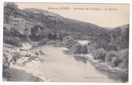 Environs D' UZES  Ermitage St Vérédème  Le Gardon - Uzès