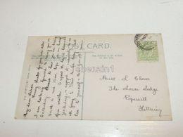 Pipewell England Stamp Postcard - Gran Bretagna