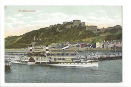 18866 -  Ehrenbreitstein Vapeur - Koblenz