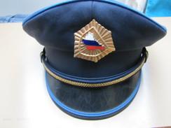 Coiffe Police Slovenie - Police