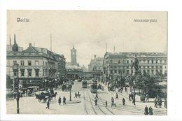 18867 -  Berlin Alexanderplatz Tram - Allemagne