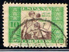 5E 910 //  EDIFIL 10 (Y&T 8)  // 1934 - Beneficenza