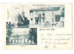 57-3986 FEY - France