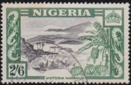 Nigeria          .   SG   .     77      .        O   .   Cancelled   .   /   .   Gebruikt - Nigeria (...-1960)