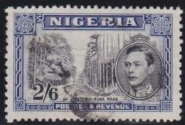 Nigeria          .   SG   .     58b      .        O   .   Cancelled   .   /   .   Gebruikt - Nigeria (...-1960)