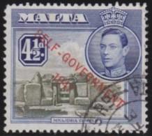 Malta            .   SG   .       241a        .        O   .   Cancelled   .   /   .   Gebruikt - Malta