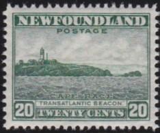 Newfoundland        .   SG   .     218        .      **      . Postfris     .   /   .  MNH - Newfoundland