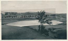 Photo (1927), ARDECHE : Le Lac Ferrand, Vivarais, Ancien Cratère - Zonder Classificatie