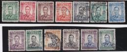 Southern Rhodesia         .   SG   .     40/52      .        O   .   Cancelled   .   /   .   Gebruikt - Zuid-Rhodesië (...-1964)