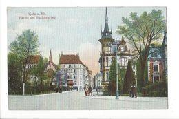 18869 -  Köln Am Rhein Partie Am Sachsenring - Koeln