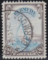 Bermuda      .      SG     .    112       .        O   .   Cancelled   .   /   .   Gebruikt - Groot-Brittannië (oude Kolonies En Protectoraten)