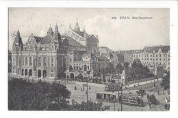 18870 -  Köln Das Opernhaus Tram - Koeln