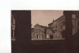 U1238 Cartolina Piccola: Località Forse Italiana Non Identificata - Chiesa O Monastero - A Identifier