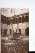 U1240  Cartolina Piccola: Località Forse Italiana Non Identificata - Chiesa O Monastero, Pozzo - A Identifier