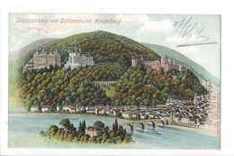 18871 -  Schlosshôtels Und Schlossruine Heidelberg - Heidelberg