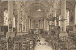 Ste-Maria-Hoorebeke   Binnenzicht Der Kerk  -   Albert! - Horebeke