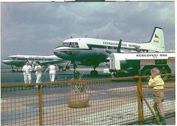 Aviation Postcard-200 CSA IL-14 OK-MCP/Interflug IL-14 DM-SAK - 1946-....: Moderne