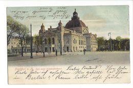 18872 -  Frankfurt Das Neue Schauspielhaus - Frankfurt A. Main