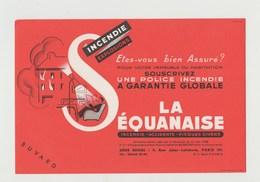 BUVARD ASSURANCE LA SEQUANAISE - Bank & Insurance