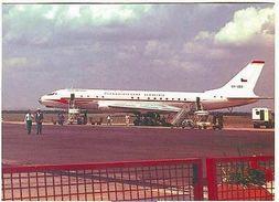 Aviation Postcard-201 CSA TU-104 OK-LDB - 1946-....: Moderne