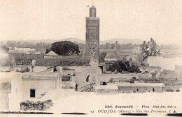 B40930 Oudjda,   Vue Des Terrasses - Non Classificati