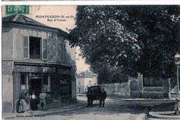 0000 - Montgeron - Rue D'Yerres - Mn. Ardant à Mgt. - Montgeron