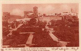 B40976 Rabat, Jardin De La Casbah - Morocco