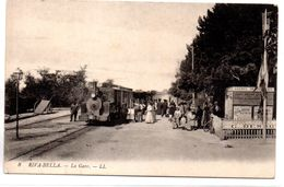 Calvados : Riva-Bella : La Gare - Riva Bella