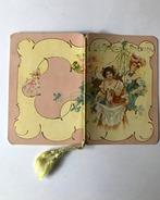 Calendarietto Barbiere La Cicala E La Formica 1909 - Calendari