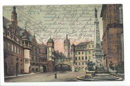 18878 -  Frankfurt Paulsplatz 1906 - Frankfurt A. Main
