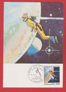 Carte Premier Jour / Paul Gillon / La Commuication / Angoulême / 29 Janvier 1988 - Maximumkarten