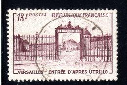 N° 939 - 1952 - Oblitérés