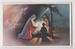 NAISSANCE De JÉSUS CHRIST - Nativité - Ange - Crèche - Joyeux Noël - Noël