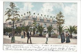 18879 -  Hamburg Alsterpavillon 1905 - Allemagne