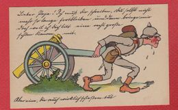 Postkarte - Humor