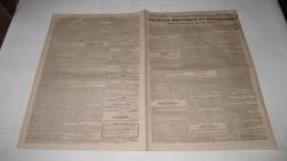 LA FAMILLE DE LUCIEN BONAPARTE A CANINO - ( MAI 1839 , LE JOURNAL DE TOULOUSE.) - 1800 - 1849