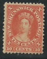 Nouveau Brunswick  - Yvert N° 7 *   Abc25006 - Unused Stamps
