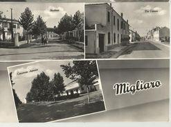MIGLIARO (FERRARA) VEDUTINE  -FG - Ferrara