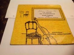 La Valse De L Empereur Louis Soltesz - Opera