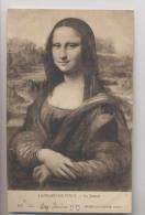 LA JOCONDE - Léonard De Vinci - Paintings