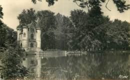 60 - COYE LA FORET -  CHATEAU DE LA REINE BLANCHE - Frankrijk